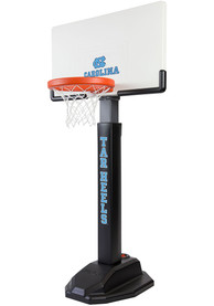 North Carolina Tar Heels Junior Adjustable Basketball Set