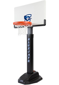 Creighton Bluejays Junior Adjustable Basketball Set