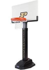 Purdue Boilermakers Junior Adjustable Basketball Set