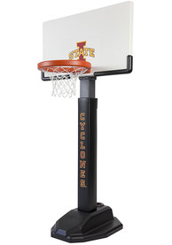 Iowa State Cyclones Junior Adjustable Basketball Set