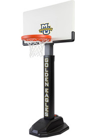 Marquette Golden Eagles Junior Adjustable Basketball Set
