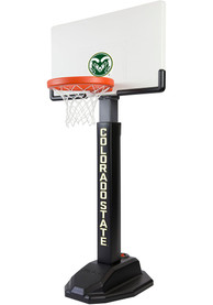 Colorado State Rams Junior Adjustable Basketball Set