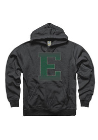 Eastern Michigan Eagles Black Fade Out Hoodie