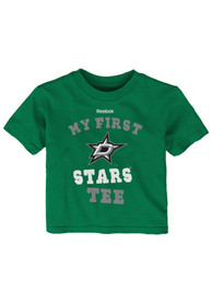 Dallas Stars Infant My First T-Shirt - Green