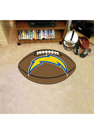 San Diego Chargers 22x35 Football Interior Rug