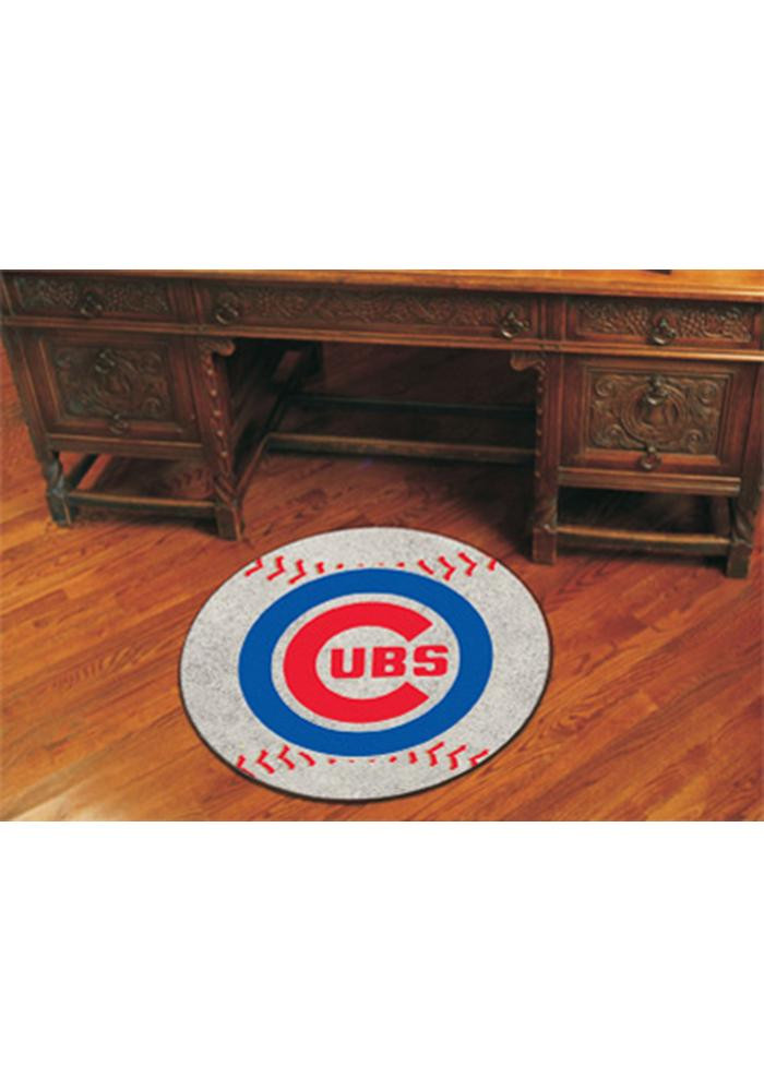 chicago cubs 27 baseball auto car mat 1651408. Black Bedroom Furniture Sets. Home Design Ideas