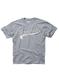 Springfield Youth Grey City Tailsweep Short Sleeve T Shirt