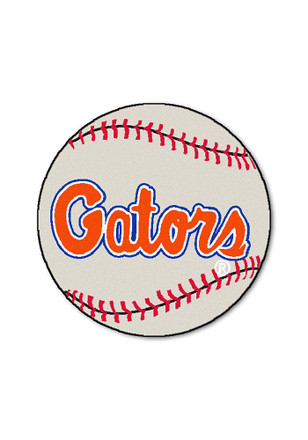 UF Gators 27` Baseball Interior Rug