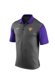 West Chester Golden Rams Nike 2015 Pre-Season Polo Polo Shirt - Grey