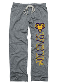 West Chester Golden Rams Womens Grey Sweatpants