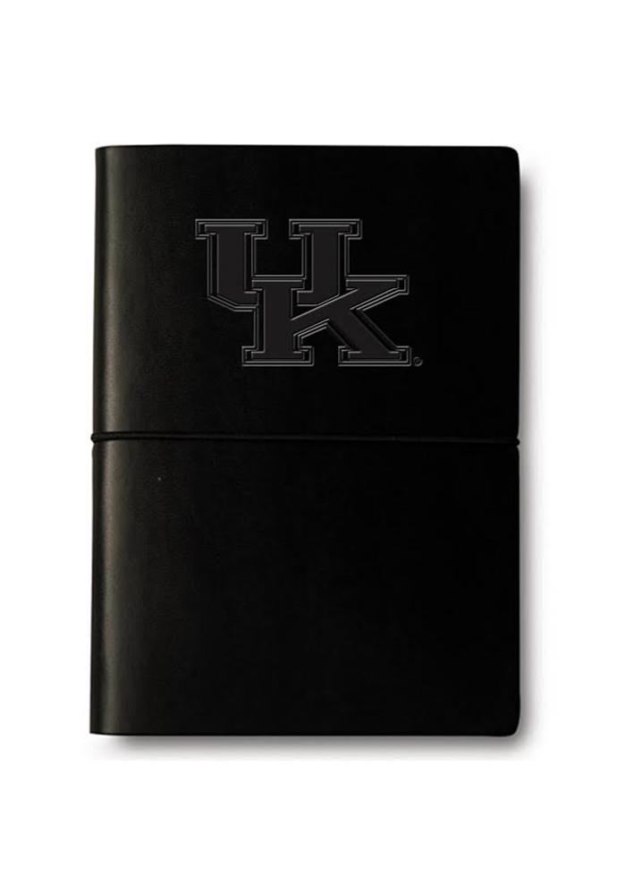 Kentucky Wildcats Italian Leather Mens Business Accessories - Image 1