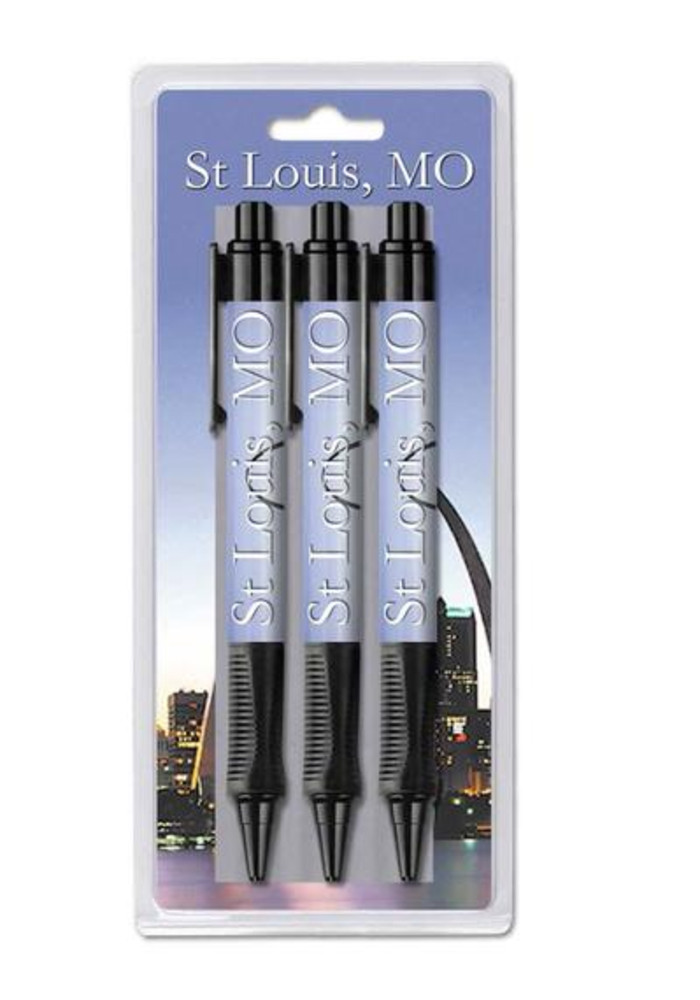 St. Louis Arch Grip Pen - Image 2