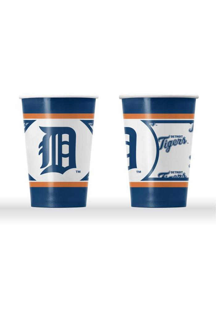 Detroit Tigers 20 Pack Disposable Cups - Image 1