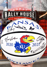 Kansas Jayhawks 2020-2021 Mens Basketball