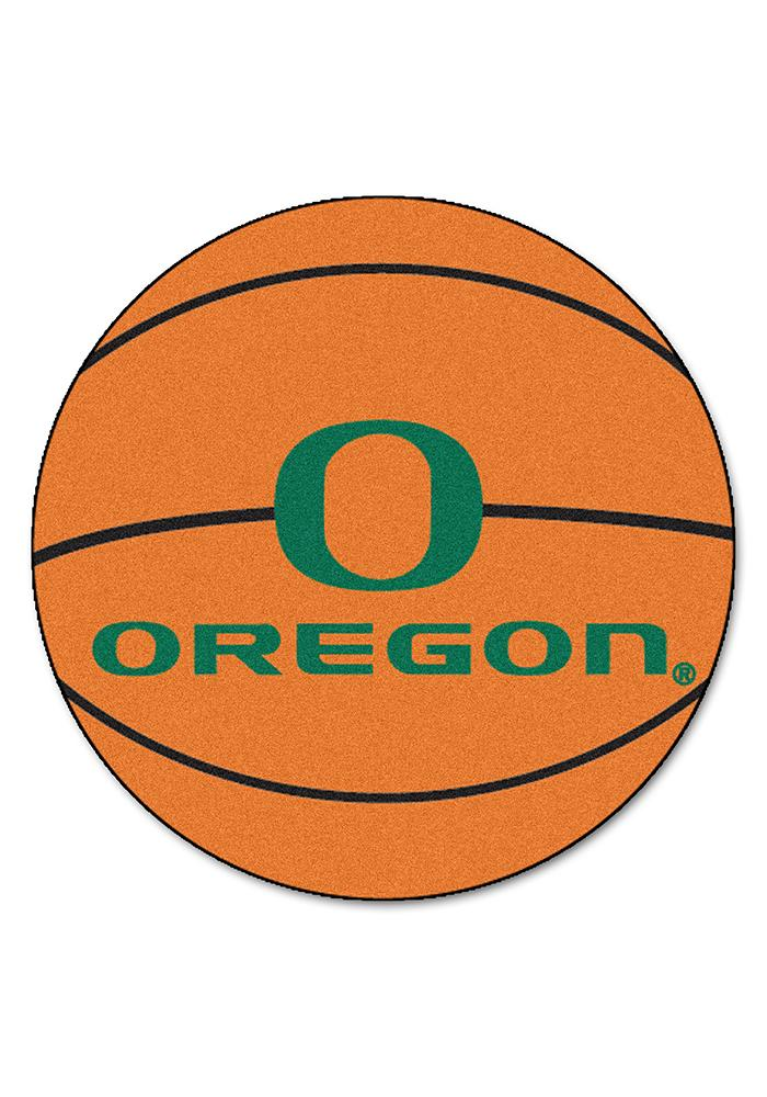 Oregon Ducks 27 Basketball Interior Rug 1651682
