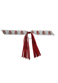 Louisville Cardinals Pony Streamer Hair Ribbons