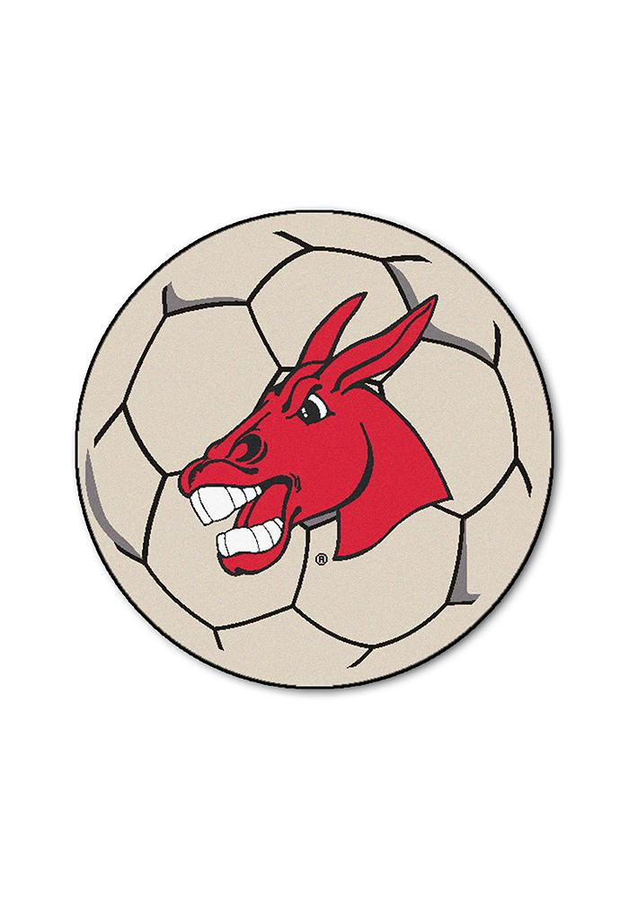Central Missouri Mules 27 Inch Soccer Interior Rug - Image 1