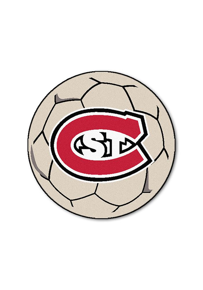 St Cloud State 27 Inch Soccer Interior Rug - Image 1