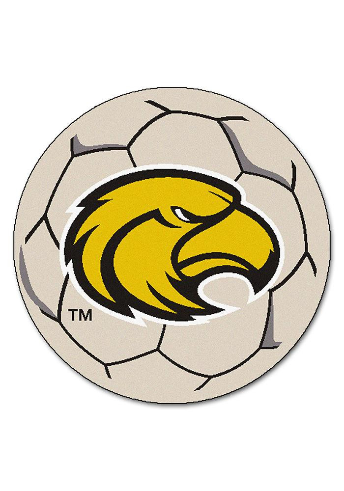 Southern Mississippi 27 Inch Soccer Interior Rug - Image 1