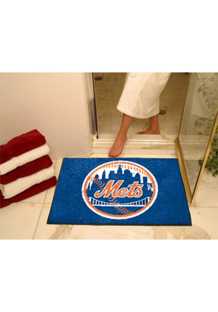 New York Mets 34x45 All Star Interior Rug - Image 1