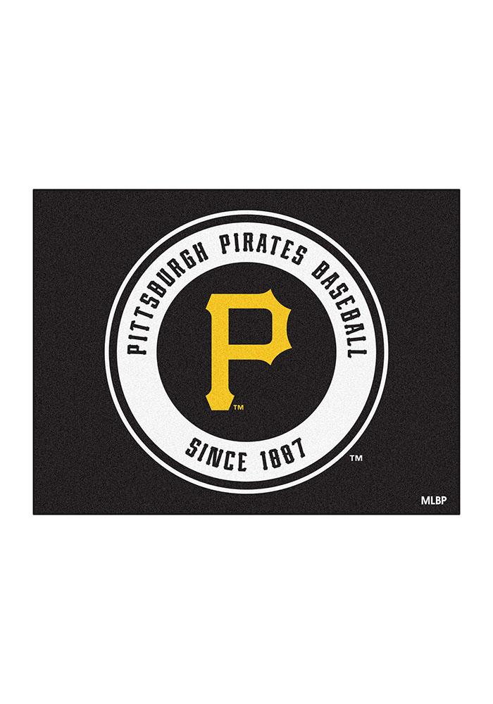Pittsburgh Pirates 34x45 All Star Interior Rug - Image 1