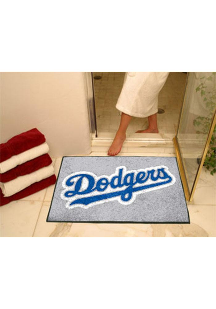 Los Angeles Dodgers 34x45 All Star Interior Rug - Image 1