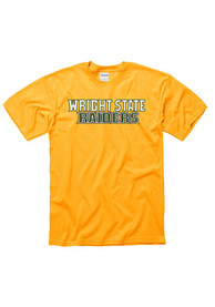 Wright State Raiders Gold Rally Loud Tee