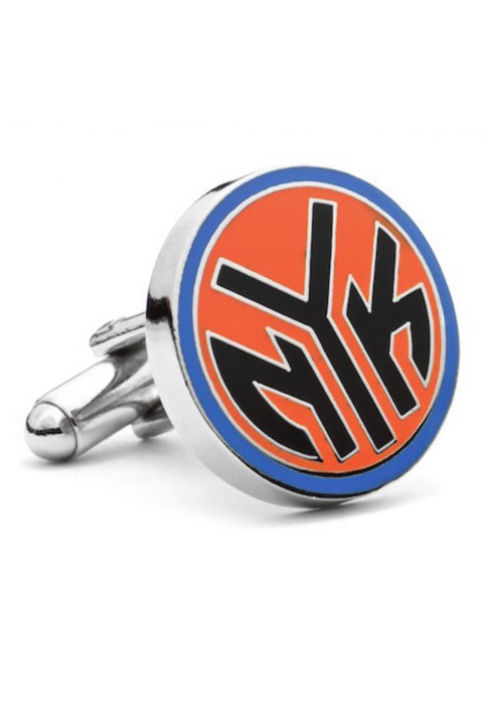Miami Heat Silver Plated Mens Cufflinks - Image 2