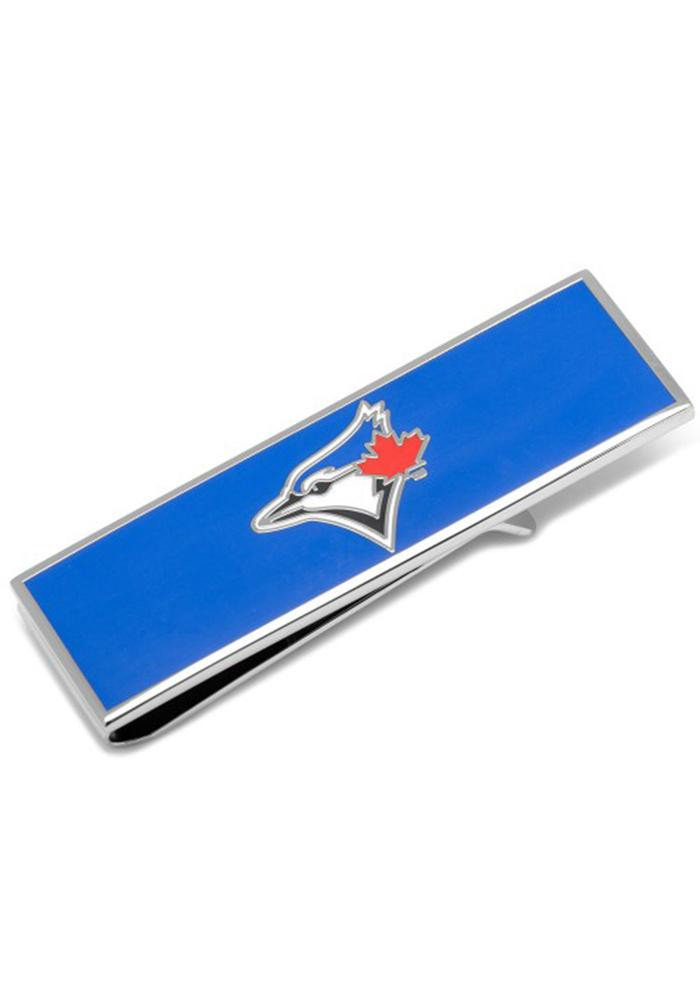 Toronto Blue Jays Silver Plated Mens Money Clip - Image 2