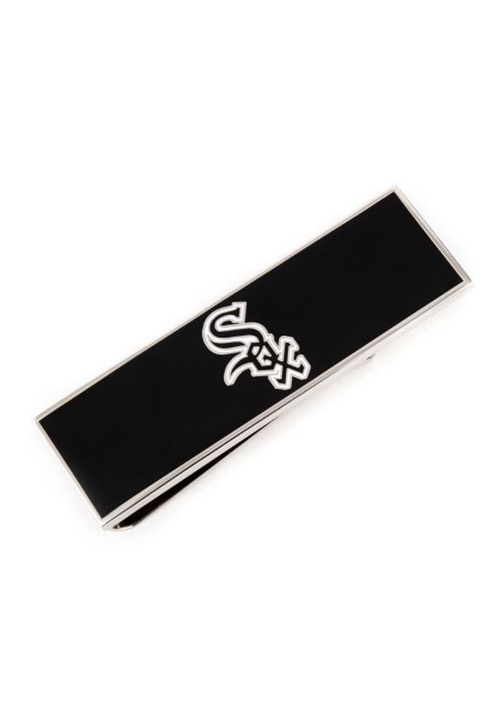 Chicago White Sox Silver Plated Mens Money Clip - Image 2