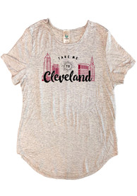 Cleveland Oatmeal Take Me To Short Sleeve T Shirt
