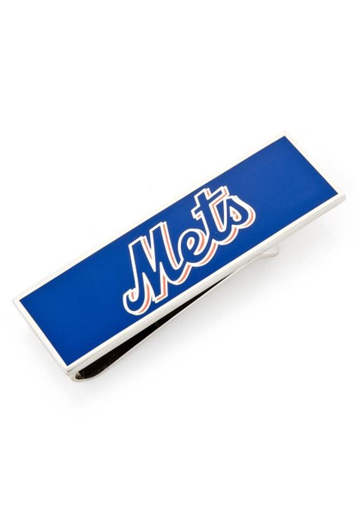 New York Mets Silver Plated Mens Money Clip - Image 2