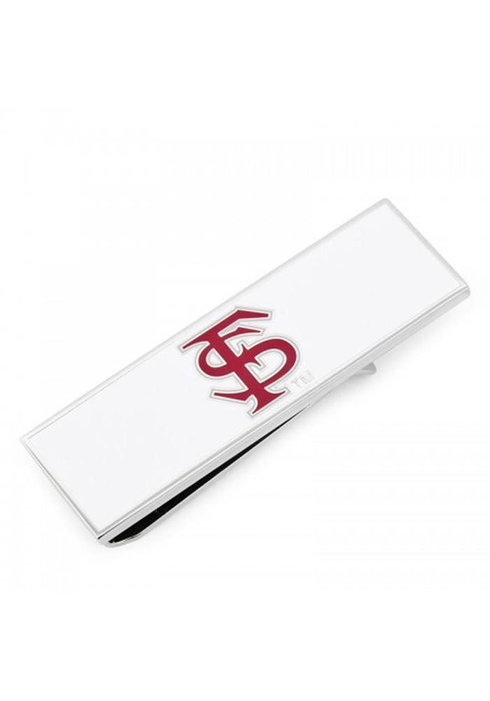 Florida State Seminoles Silver Plated Mens Money Clip - Image 2