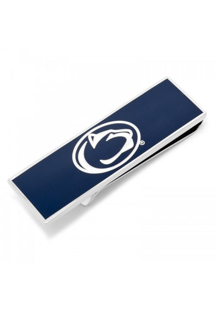 Penn State Nittany Lions Silver Plated Mens Money Clip - Image 2