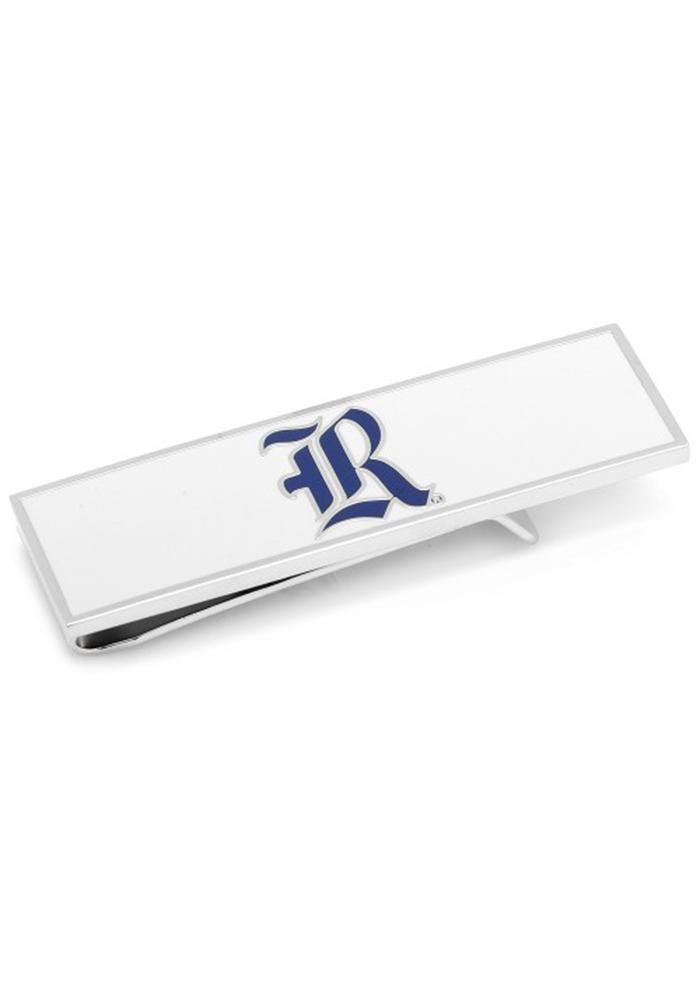 Rice Owls Silver Plated Mens Money Clip - Image 2