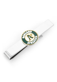 Oakland A's Silver Plated Tie Tack