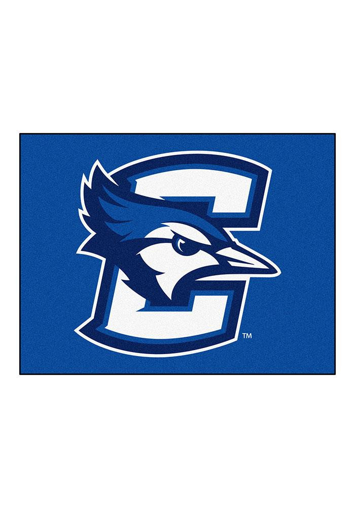 Creighton Bluejays 34x45 All Star Interior Rug - Image 1