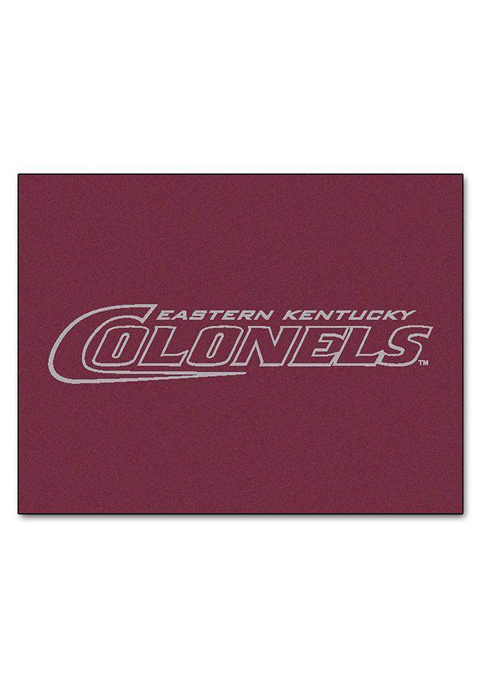 Eastern Kentucky Colonels 34x45 All Star Interior Rug - Image 1