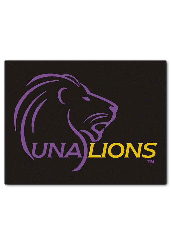 North Alabama Lions 34x45 All Star Interior Rug - Image 1