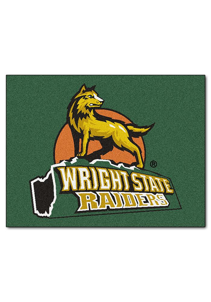 Wright State Raiders 34x45 All Star Interior Rug - Image 1