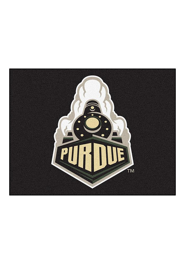 Purdue Boilermakers 34x45 All Star Interior Rug - Image 1