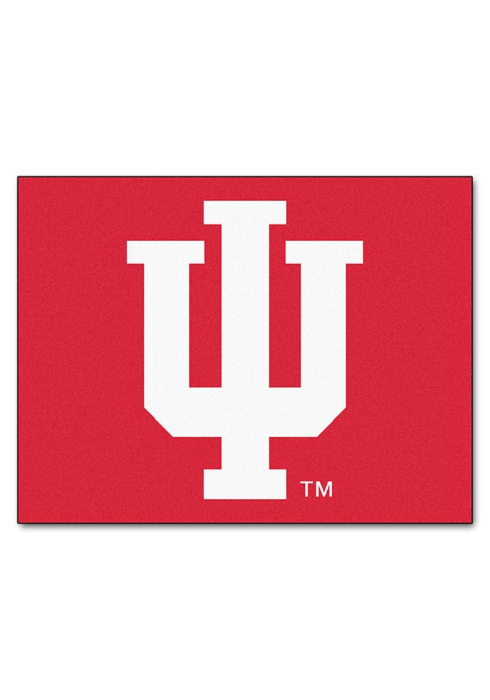 Indiana Hoosiers 34x45 All Star Interior Rug - Image 1