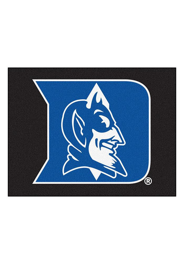 Duke Blue Devils 34x45 All Star Interior Rug - Image 1