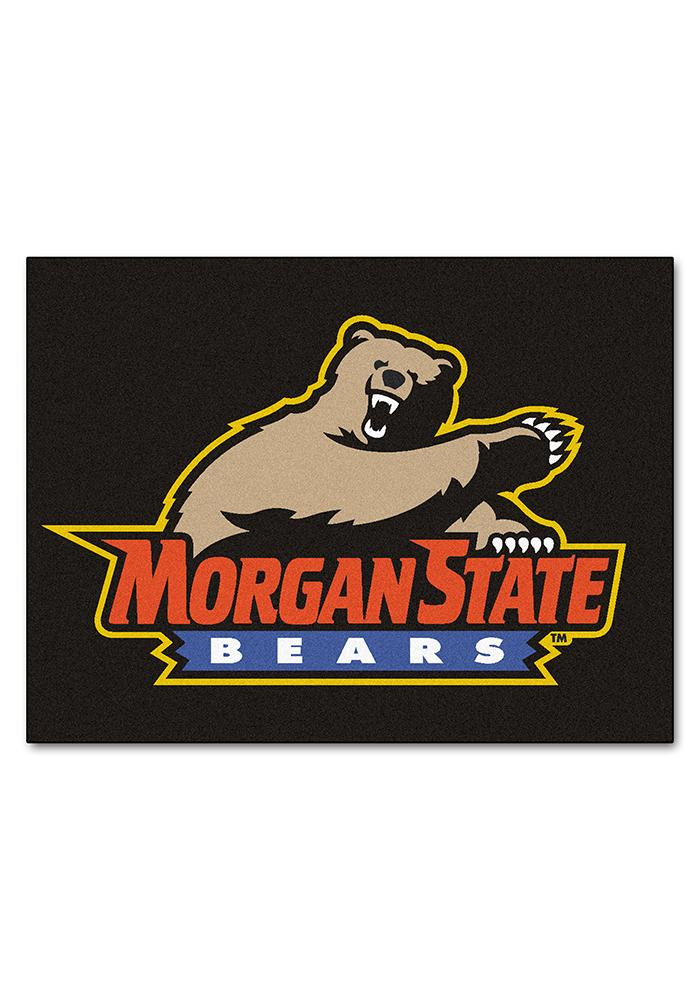 Morgan State Bears 34x45 All Star Interior Rug - Image 1