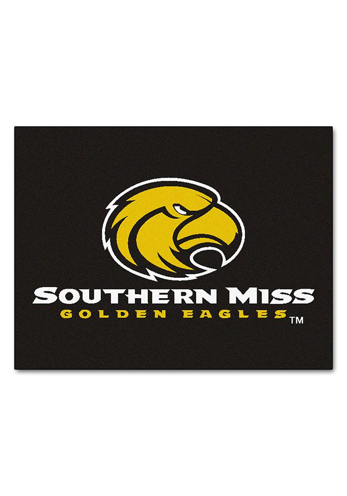 Southern Mississippi 34x45 All Star Interior Rug - Image 1