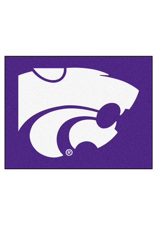 K-State 34x45 All Star Interior Rug