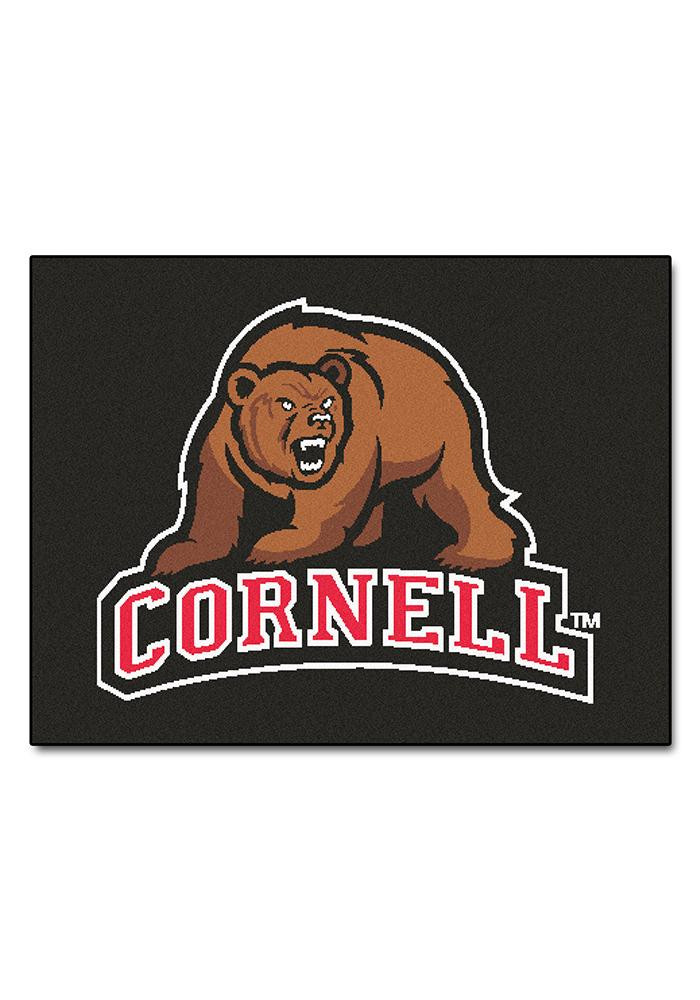 Cornell Big Red 34x45 All Star Interior Rug - Image 1