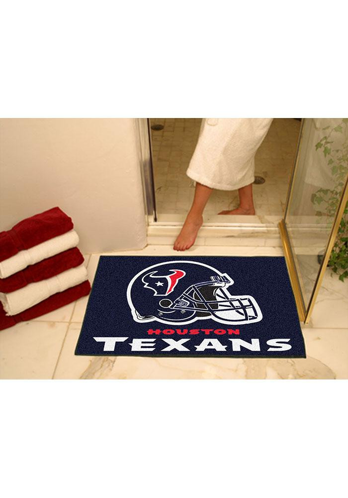 Houston Texans 34x45 All-Star Interior Rug - Image 1