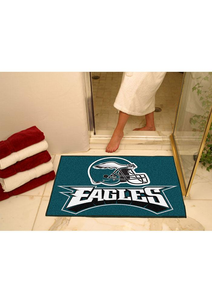 Philadelphia Eagles 34x45 All-Star Interior Rug - Image 1