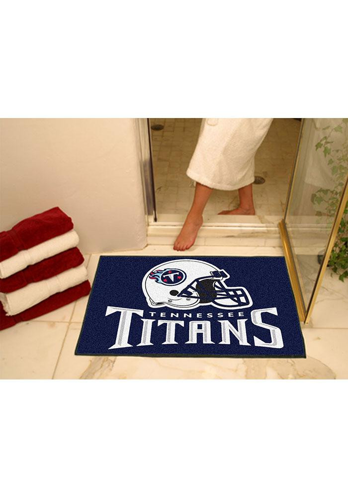 Tennessee Titans 34x45 All-Star Interior Rug - Image 1